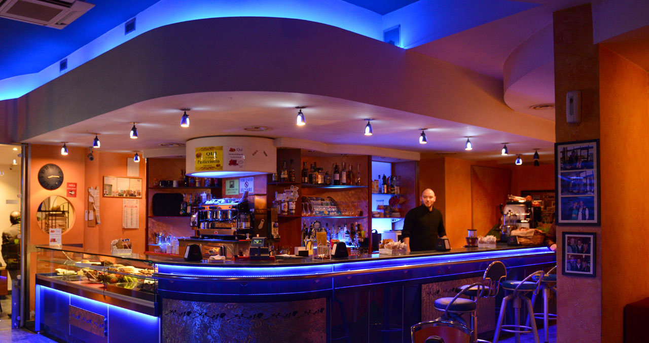 Blue Rose's Bar
